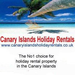 Canary Islands Holiday Rentals