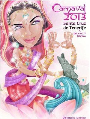 Tenerife carnaval 2013