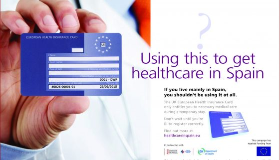 New EHIC Campaign