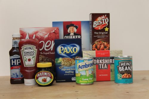 British Groceries Abroad
