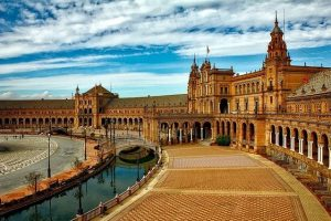 Moving to Seville