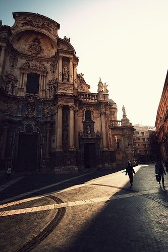 moving to murcia