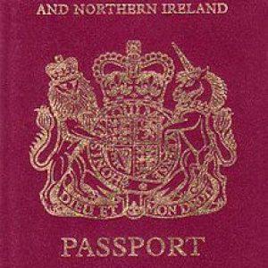 British Embassy - passport
