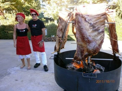 Don Fuego Argentinian BBQ Caterers