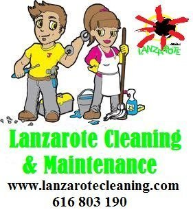 Lanzarote cleaning & Maintenance