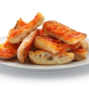 Pan con Tomate y Ajo
