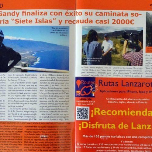 Lanzarote te Informa