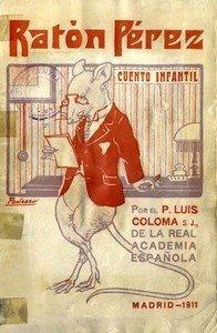 Ratoncito Pérez - Original Cover Art