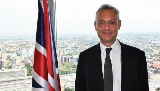 Simon Manley - new British Ambassador in Spain