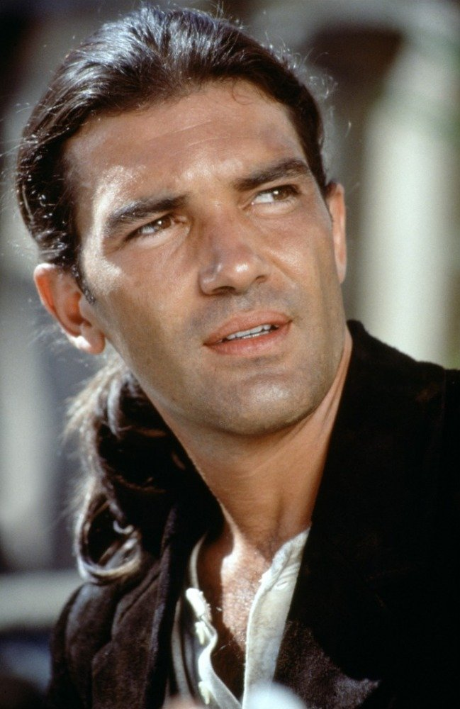 Antonio Banderas Handsome Men In Spain