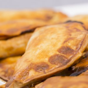 Empanadillas con batata