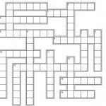 Learn Spanish words beginning with H - crossword