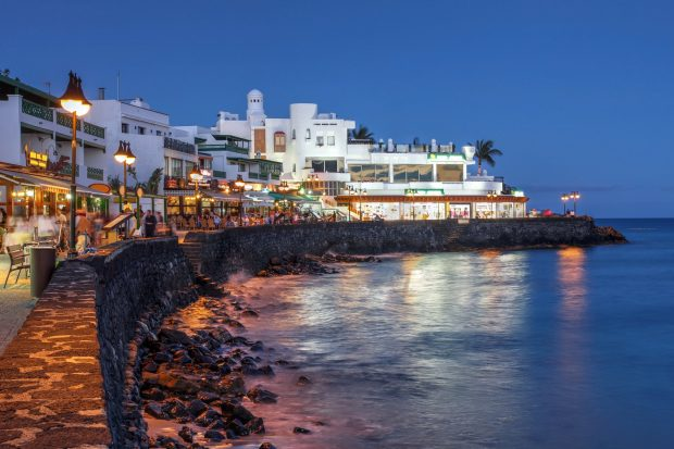 Moving to Lanzarote