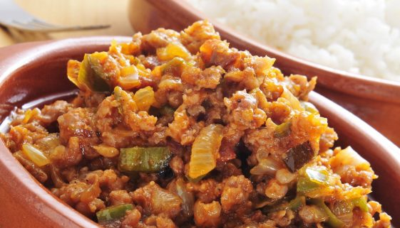 Easy Spanish Picadillo Recipe
