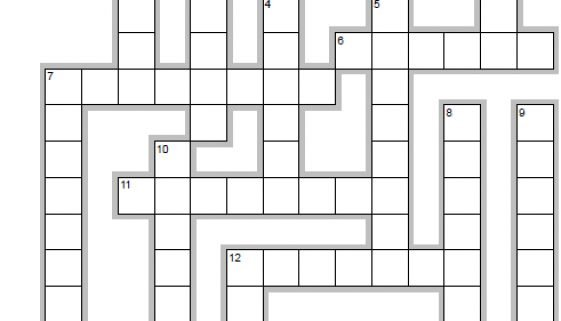 Learn Spanish words beginning with Q - crossword