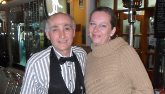 Marisqueria Baviera - Jose y Elle