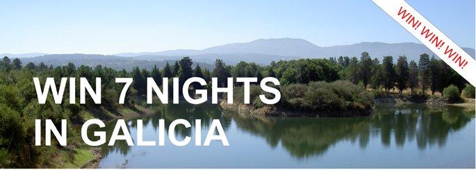 Win 7 Nights in Galicia