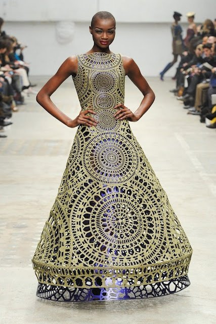 An Example Of Paco Rabanne S Flamboyant Style Spain Influence On Today Fashion World