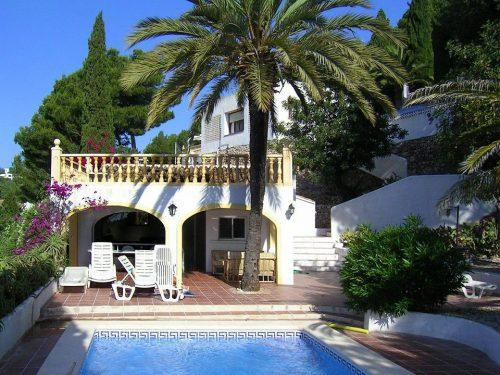 Finca Rustica Villa In Javea