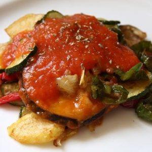 easy tumbet recipe