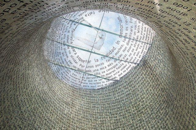 11-M Memorial, Atocha Station. Madrid