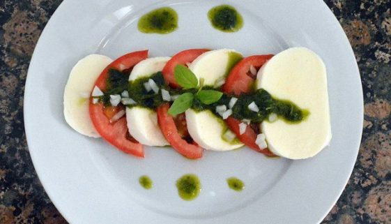 Easiest Spanish salad recipe