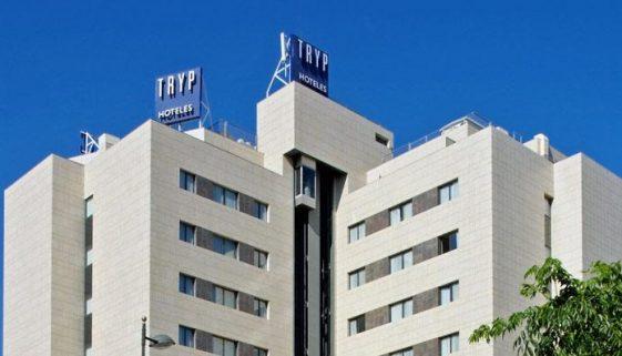 Scandal in a Valencia hotel