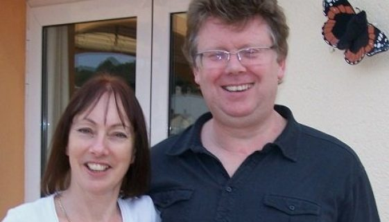 Dave and Bev Townsend