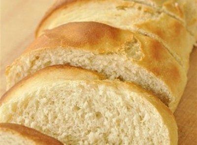 """Mmmmm bread,"" said in my best Homer Simpson voice."