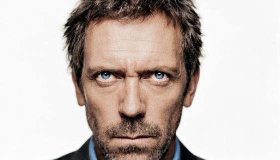 Hugh Laurie shoots in Mallorca