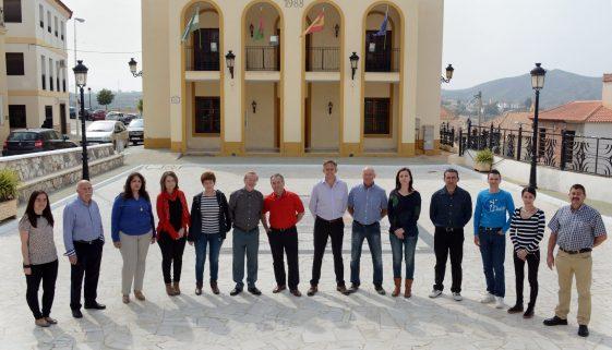 Arboleas news - Arboleas' PSOE candidates presented