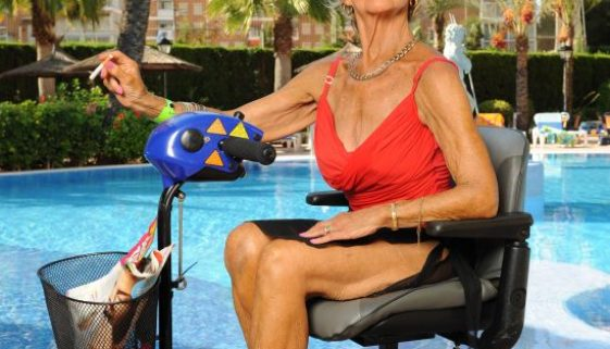 Benidorm news - Madge is back
