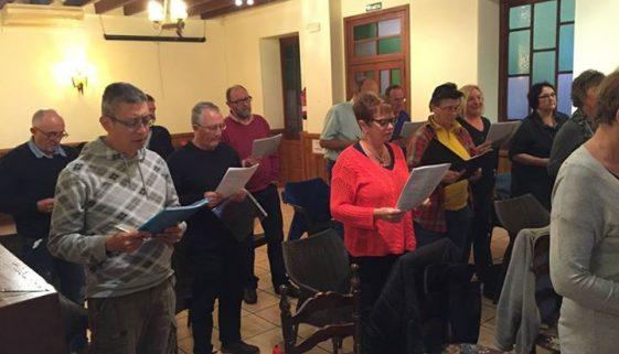 Denia news - Denis Rock Choir