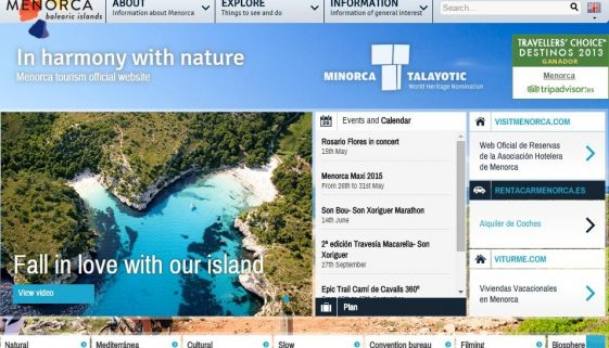 Menorca news - Menorca to launch new campaign for tourism