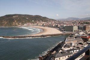 Moving to San Sebastian