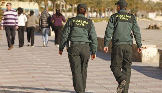 Guardia Civil Terrorists
