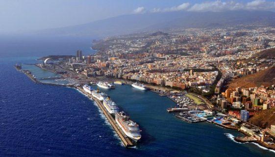 Seatrade Cruise Med 2016 in Tenerife