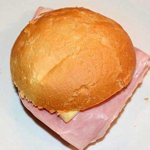 Spain Food | Sandwich mixto, a classic Spanish recipe