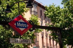 moving to Madrid's La Latina