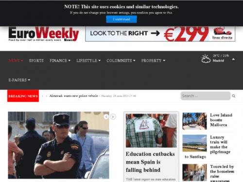 Euro Weekly News