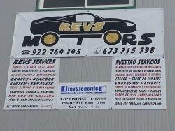 Revs Motors Tenerife