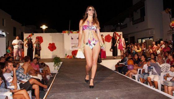 Lanzarote news - Playa Blanca strutting its stuff