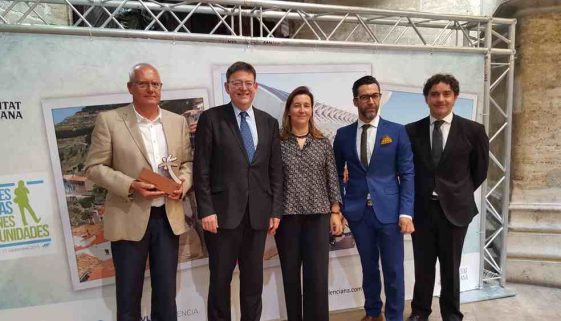 Dénia recognised in Valencia tourism awards