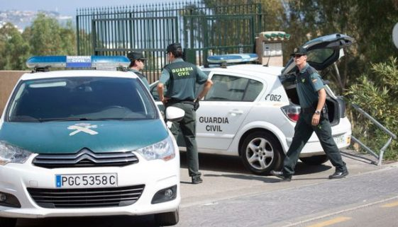Irish man shot dead in Spain