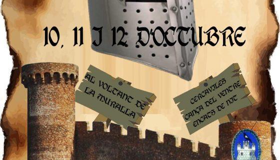 Costa Brava news | Tossa de Mar's fourth medieval fair