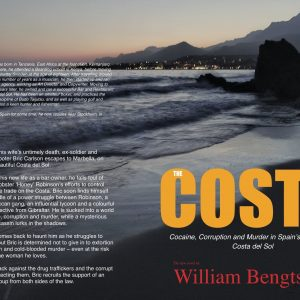 New book shares the darker side of Costa del Sol