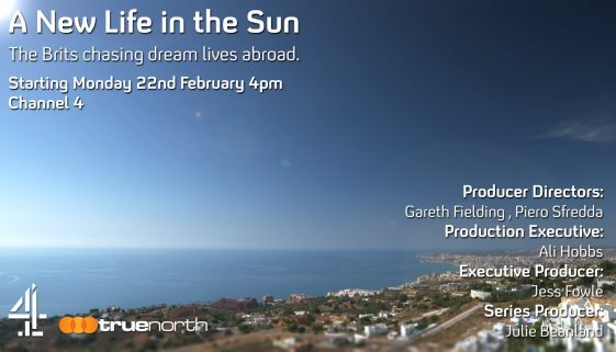 A New Life in the Sun - Channel Four