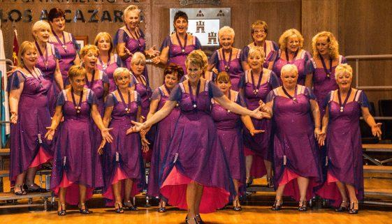 Spangles Chorus