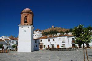 Moving to Jimena de La Frontera