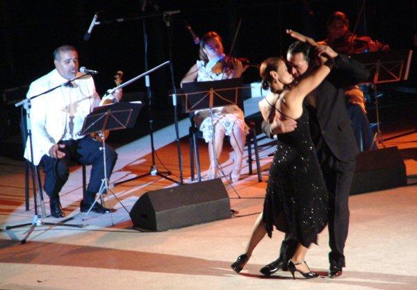 Tango in Albox